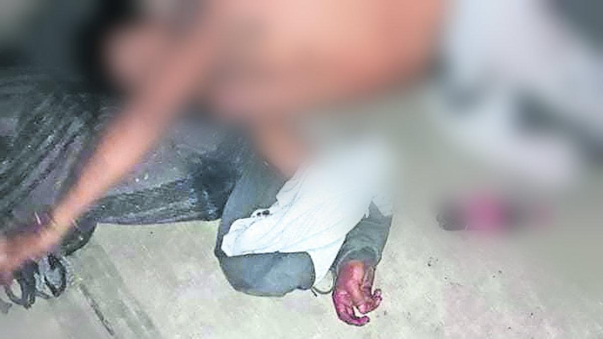 violencia asesinato pistoleros valle de chalco asesinos edomex México