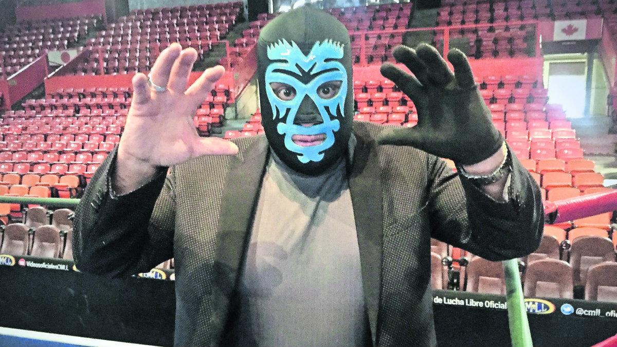 mano negra luchador lucha libre se retira trayectoria