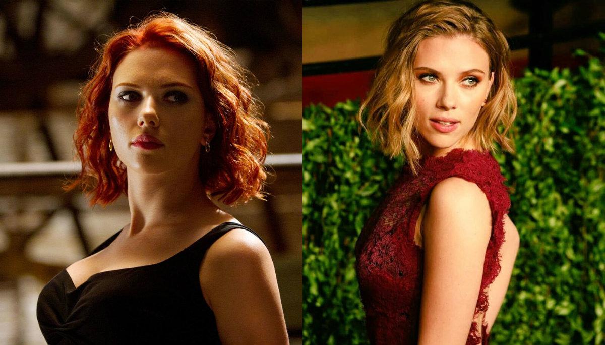 Scarlett Johansson celulitis bikini