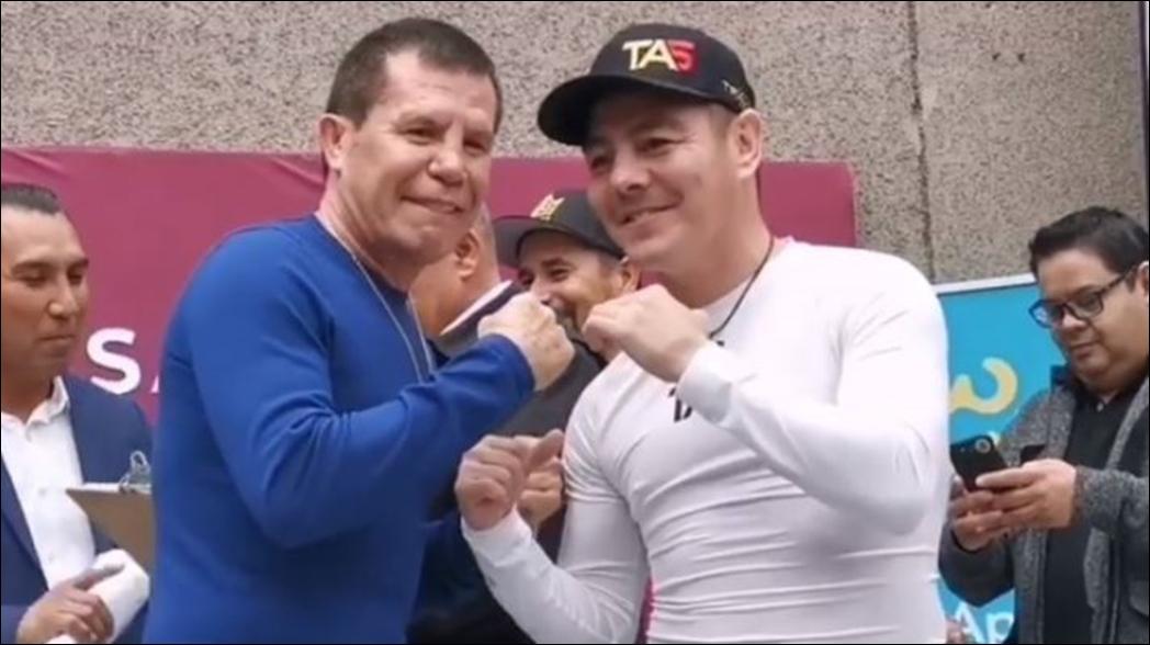 Chavez-pelea-