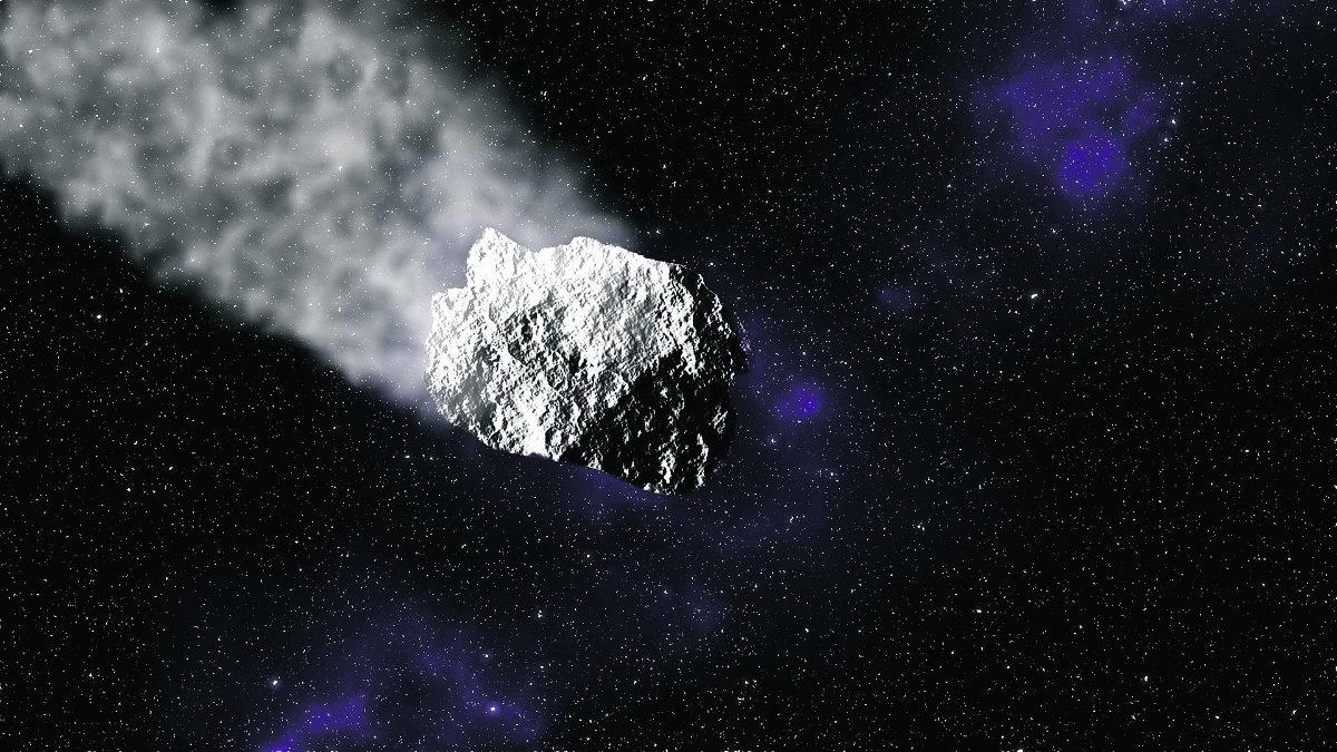 Asteroide desconocido Tierra