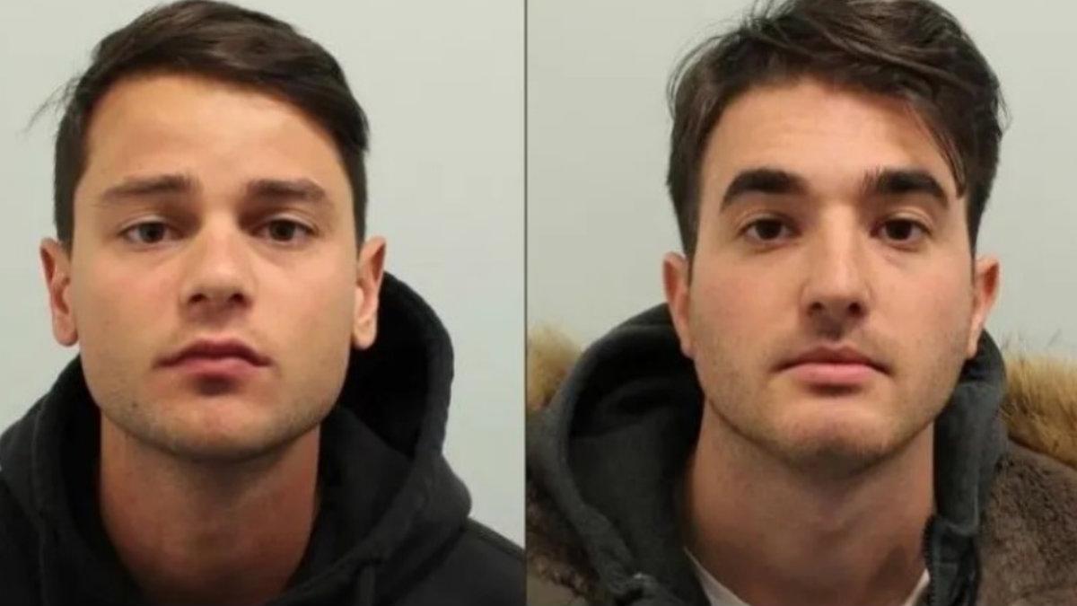 Condenan a cárcel a hombres grabados chocando las manos tras violar a una joven en Londres