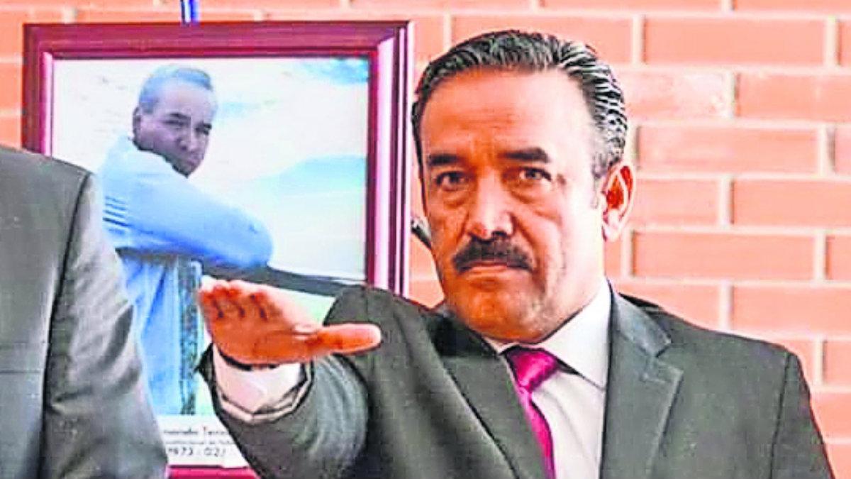 Edil Valle Chalco orden captura