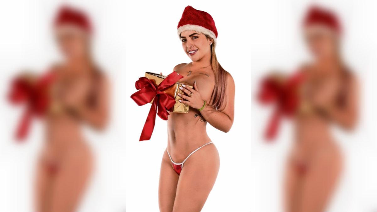 ¡Qué Santa! Viviano Castaño desea mostrar su 'obra de arte' en revista para caballeros