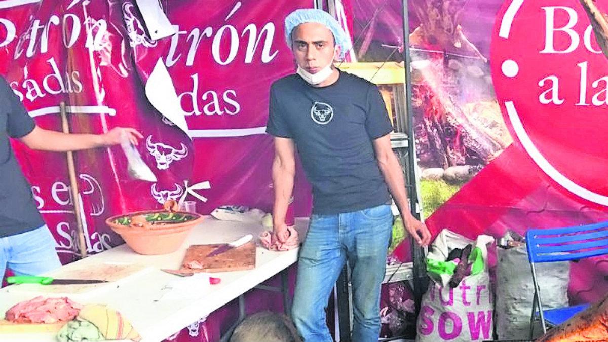 Taqueros pagos festival Toluca