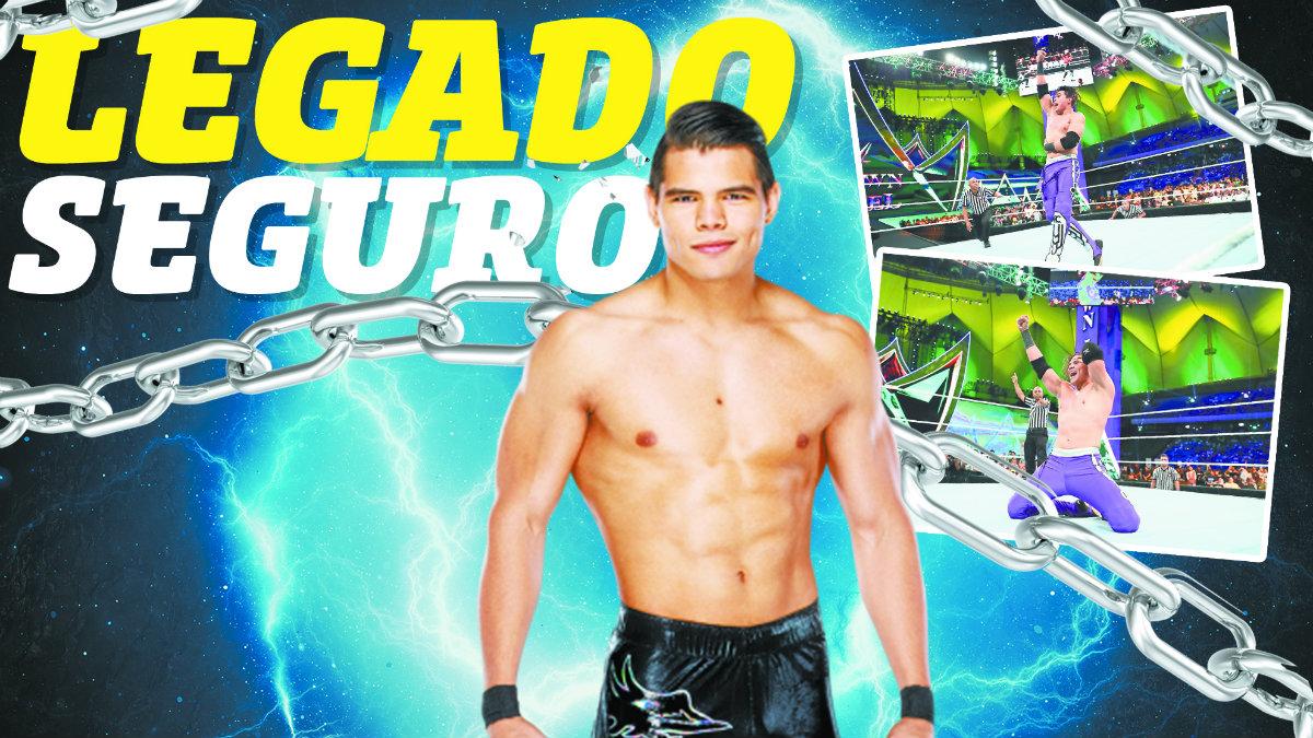 Humberto Carrillo lucha libre Caín Velásquez