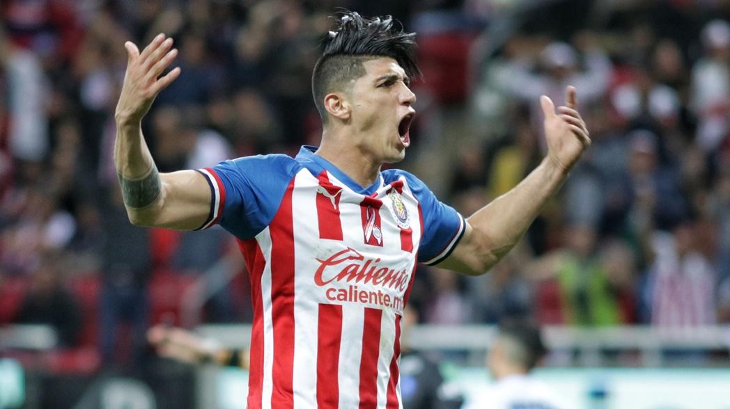 Pulido, a la lista de mexicanos campeones de goleo