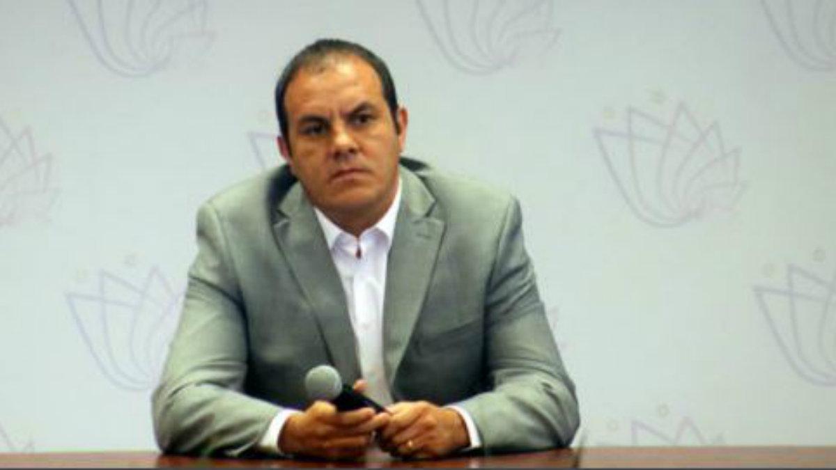gobernador morelos violencia de género mujeres feminicidio cuauhtémoc blanco