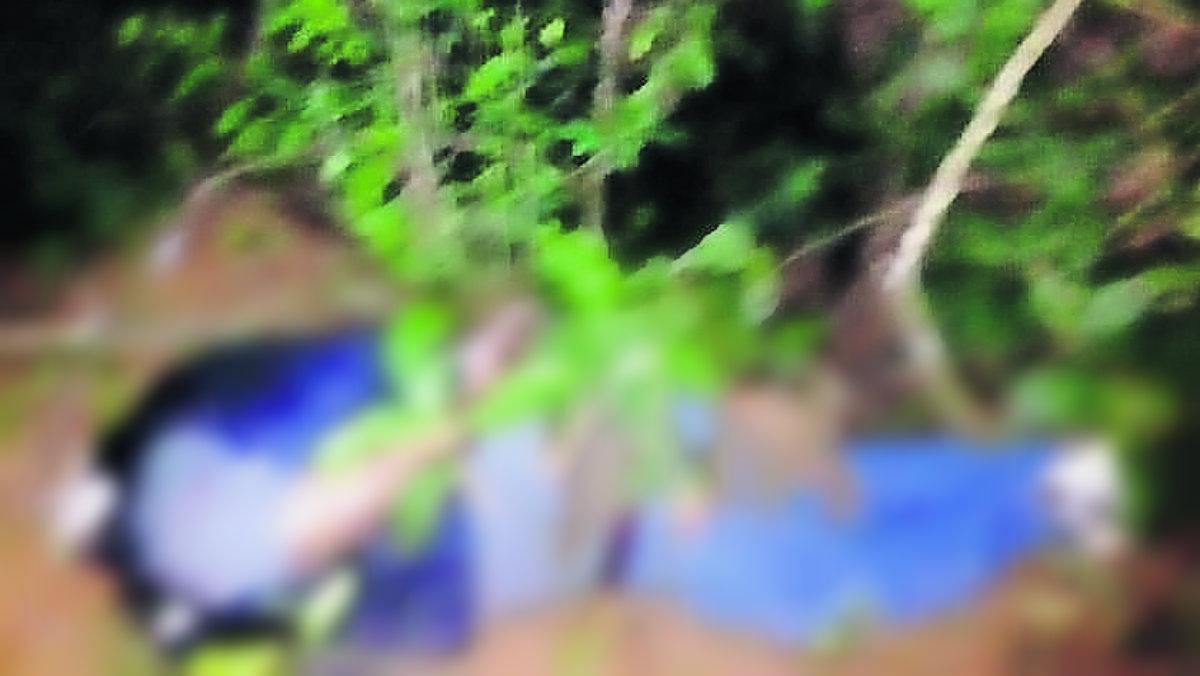 Cadáver hombre decapitado maniatado Edomex