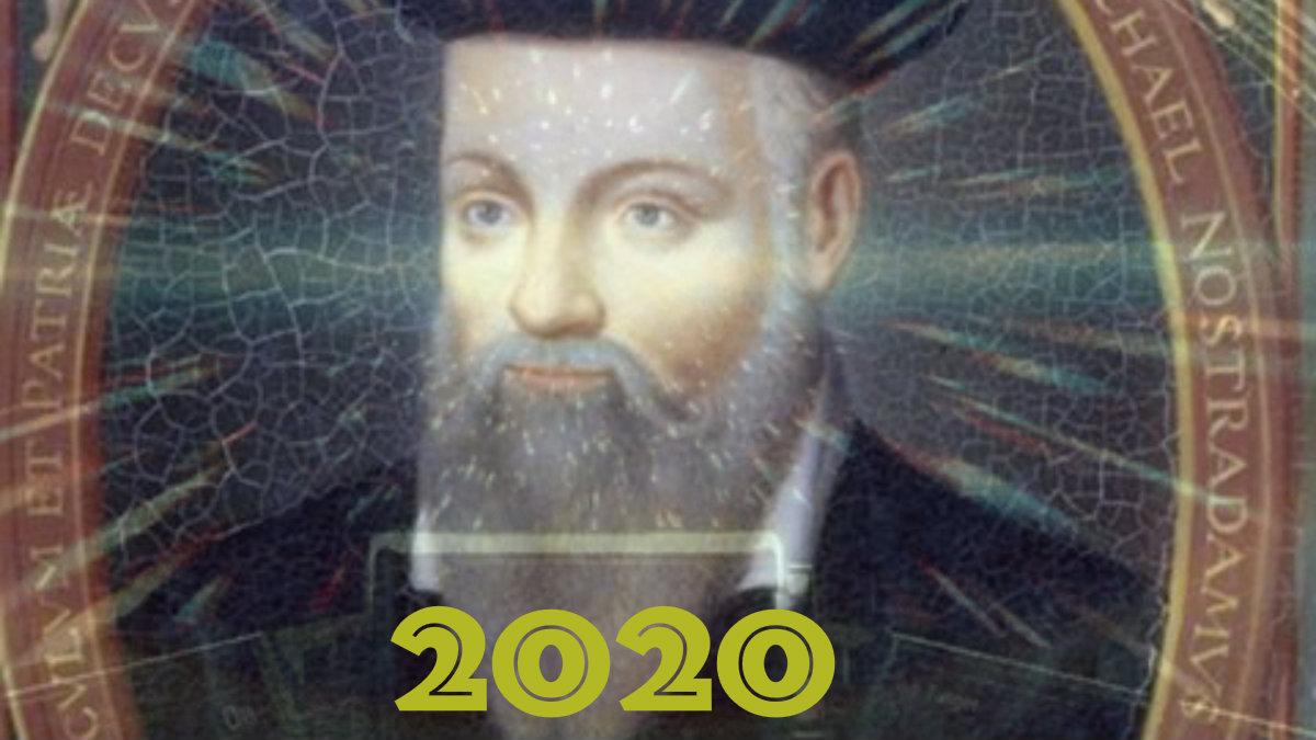 NOSTRADAMUS PROFECÍAS PROFETA PREDICCIONES DESASTRES 2020 DIFUNDEN ESCRITO LIBRO
