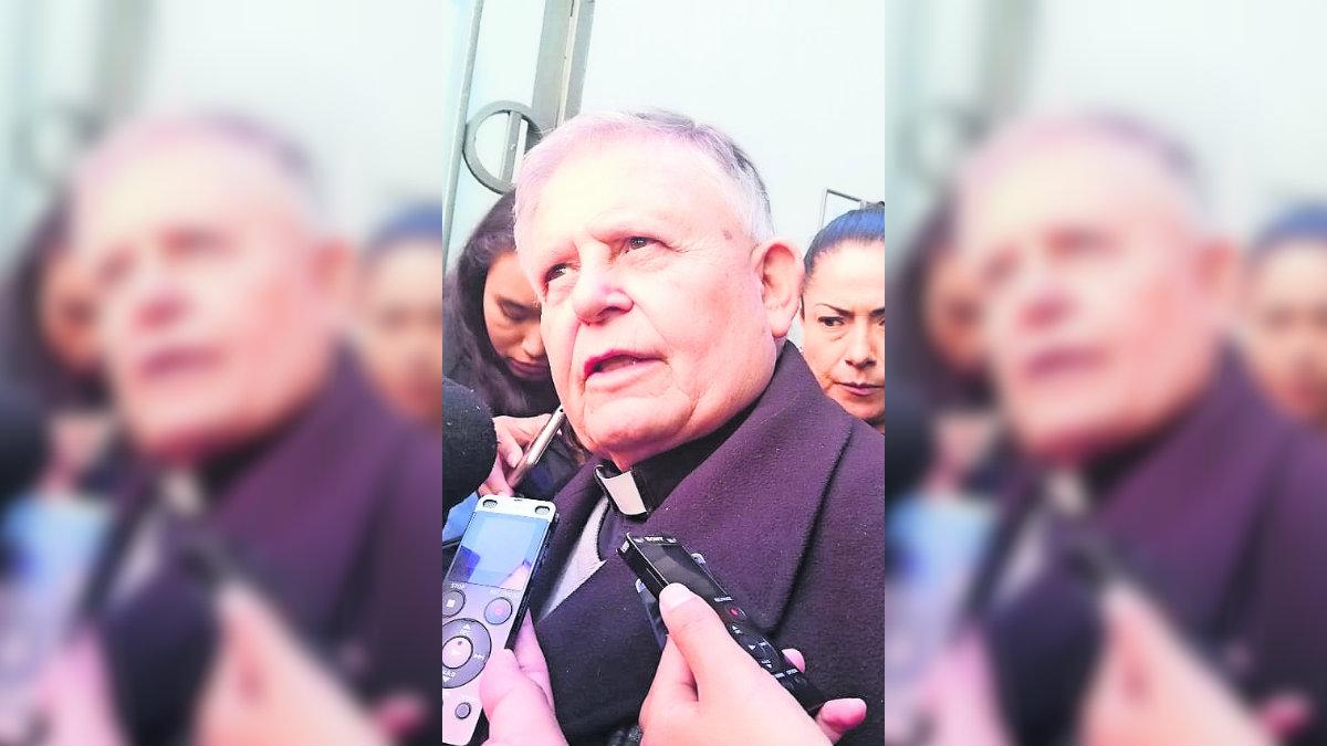 A violentadores se les debe dar respeto y amor Primer Arzobispo de Toluca