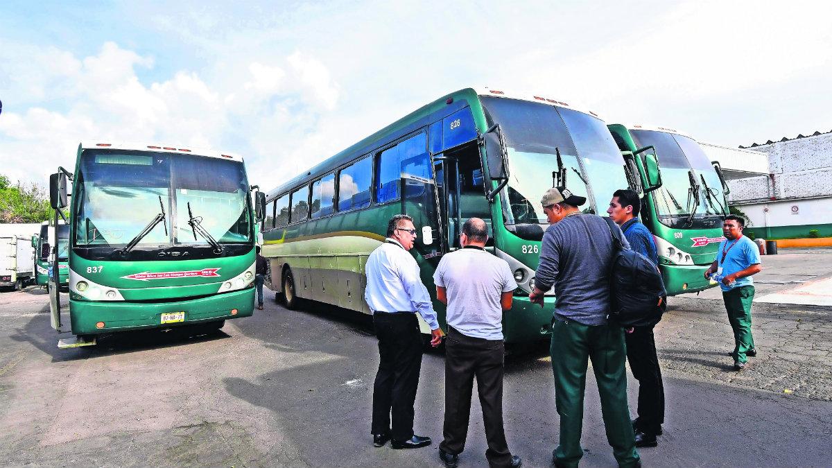 Normalistas de Tenería deberán pedir camiones por las buenas en futuras movilizaciones