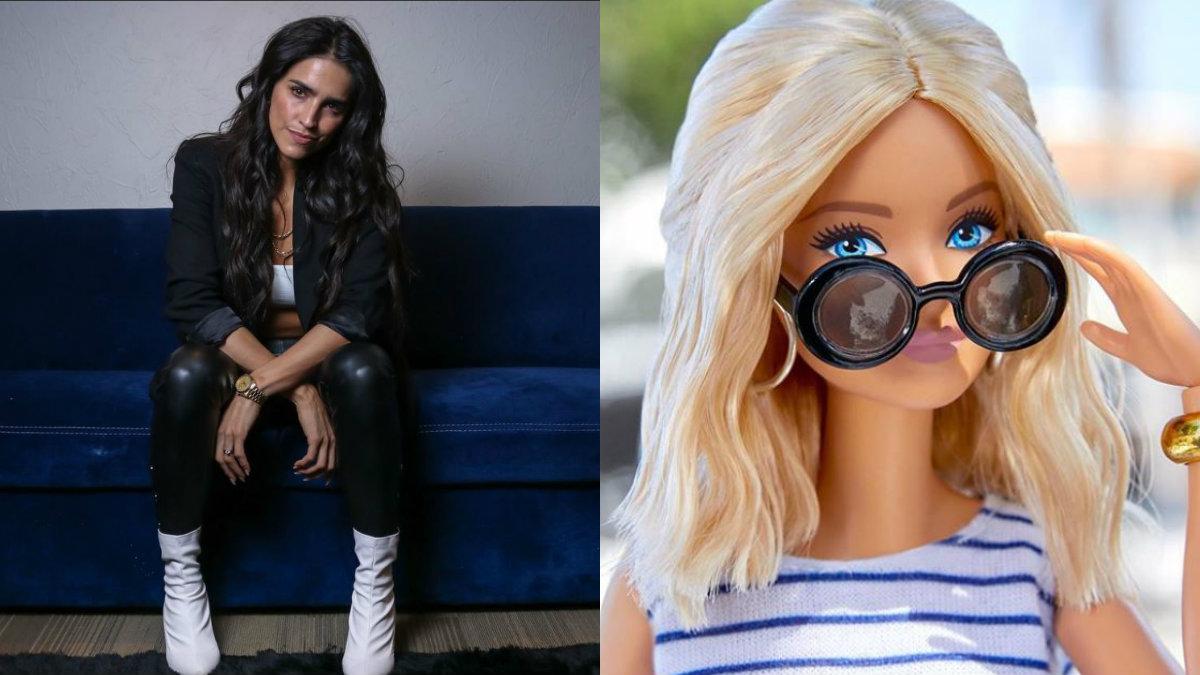 Bárbara de Regil nueva barbie