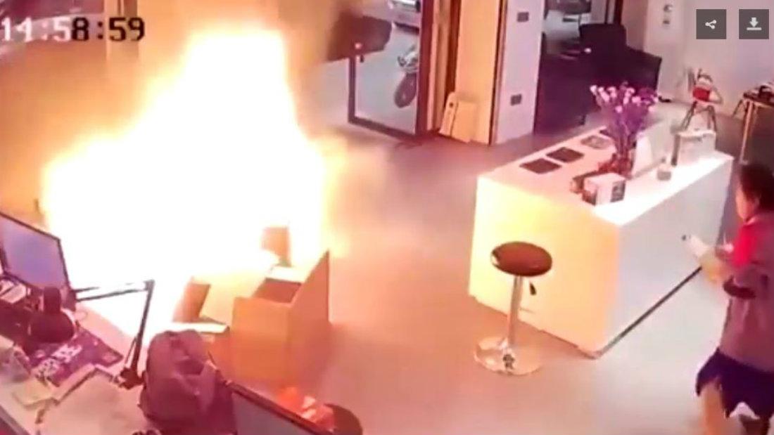 china auto explota