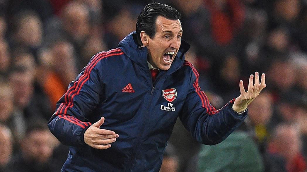 Unai Emery, cesado del Arsenal