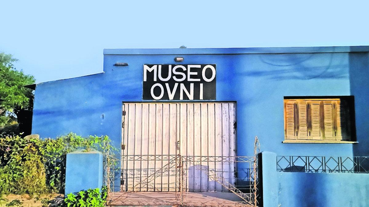 MUSEO OVNIS ENIGMAS UFOLOGÍA