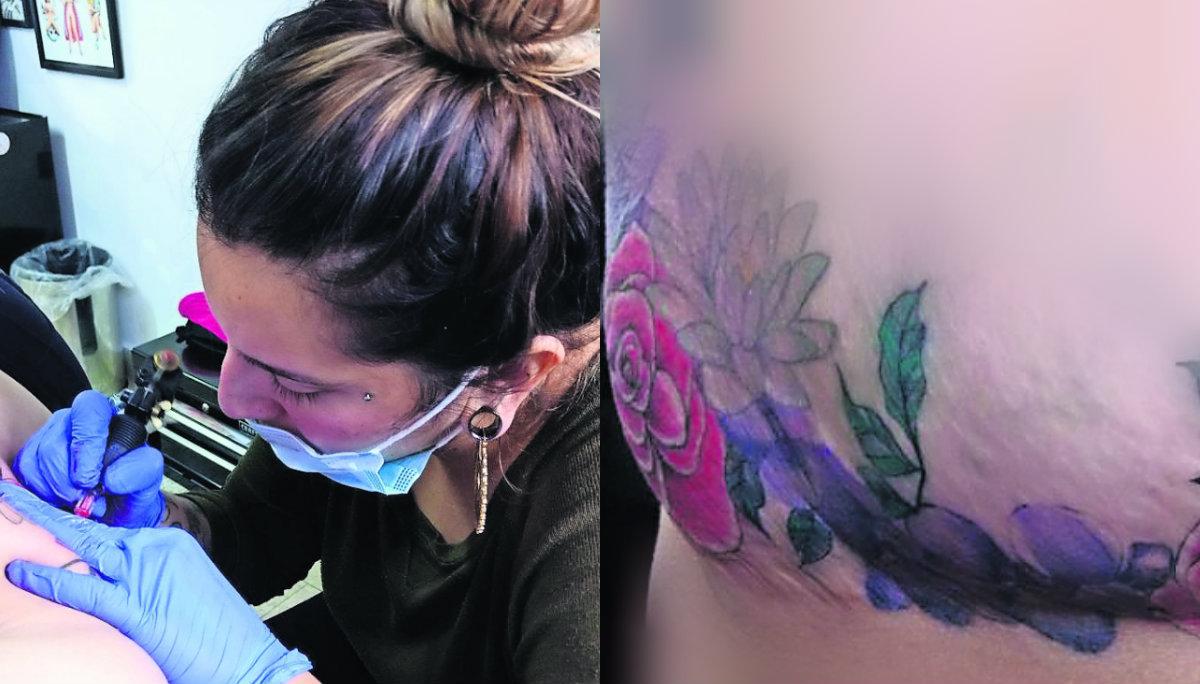 tatuajes cáncer de mama cubren heridas