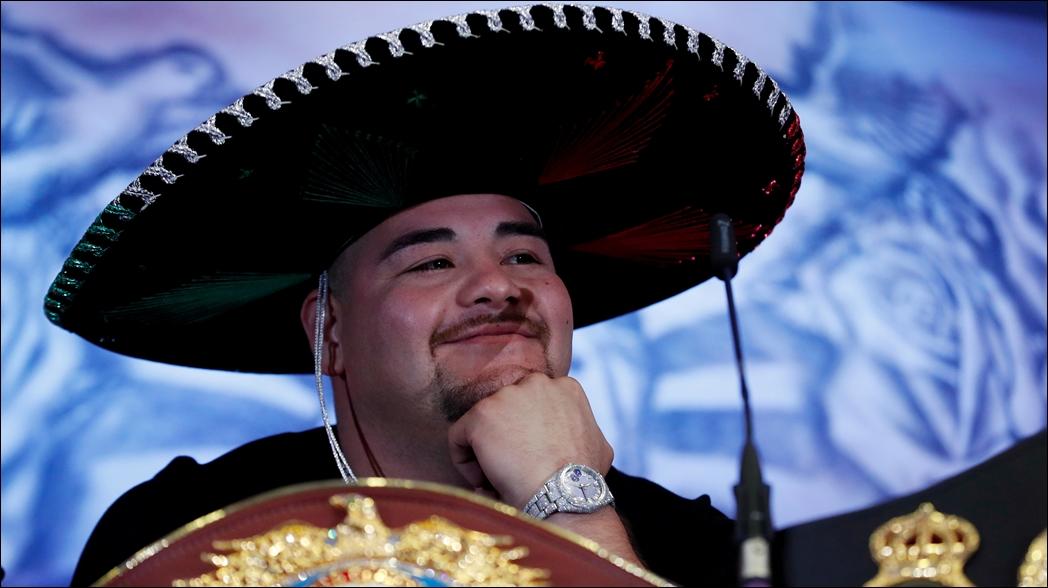 Andy Ruiz gasta su fortuna en lujos