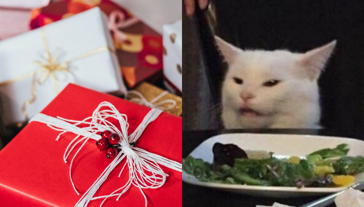 Memes intercambio navideño