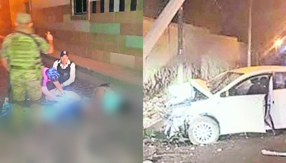liberan militar sedena atropelló mató tres personas pareja y bebé cuernavaca pagó indemnización morelos