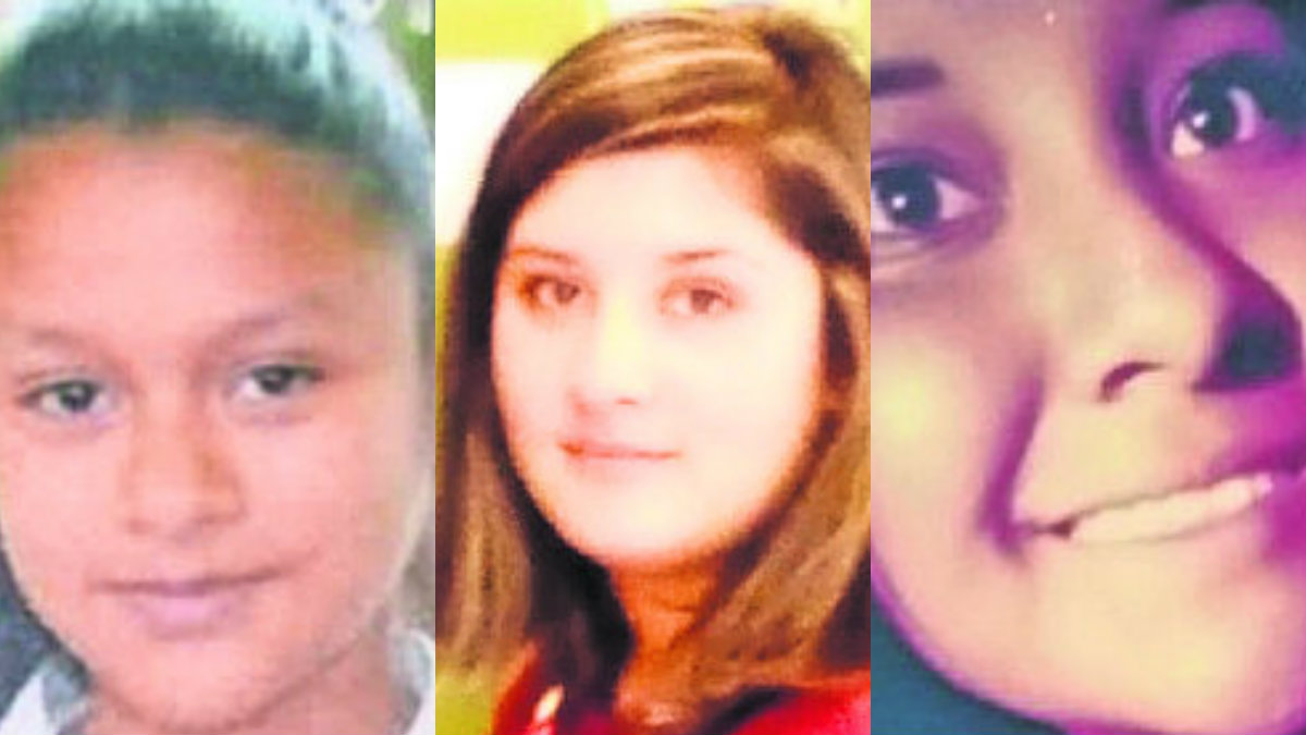 ¡Nos hacen falta! Las mujeres desaparecidas en el Valle de Toluca
