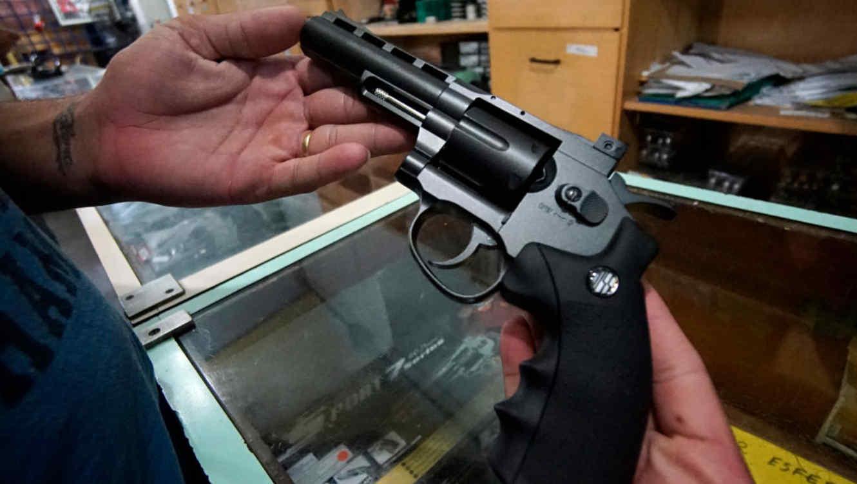 Pistola bebé