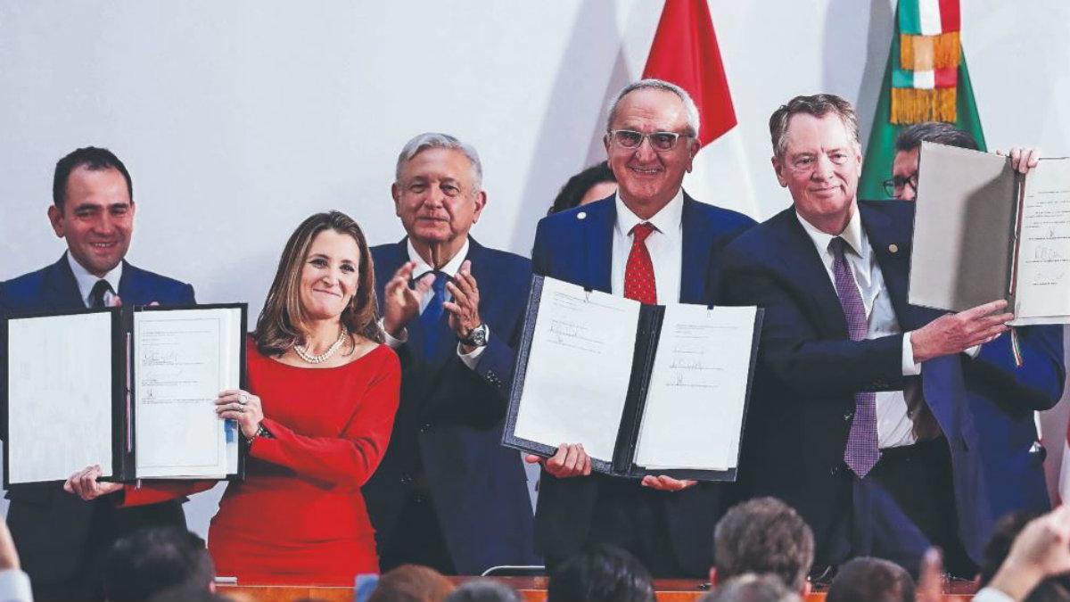 Acuerdo comercial T-MEC
