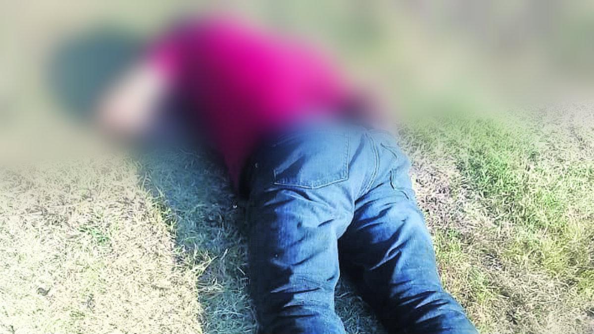 muerto cadáver balazo cabeza puente de ixtla