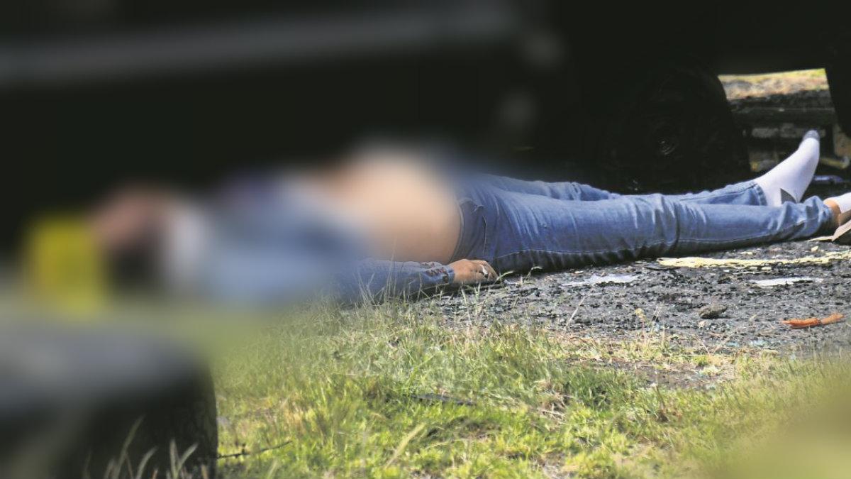 volcadura mujer muere accidente