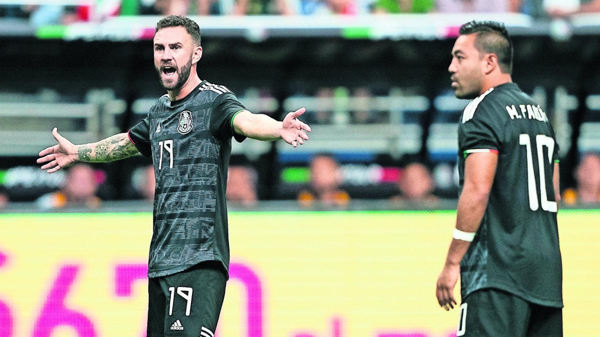 miguel layún lo traicionaron selección mexicana