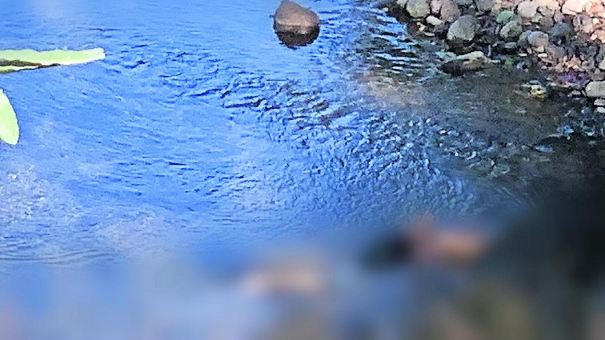 mujer muerta maniatada río morelos