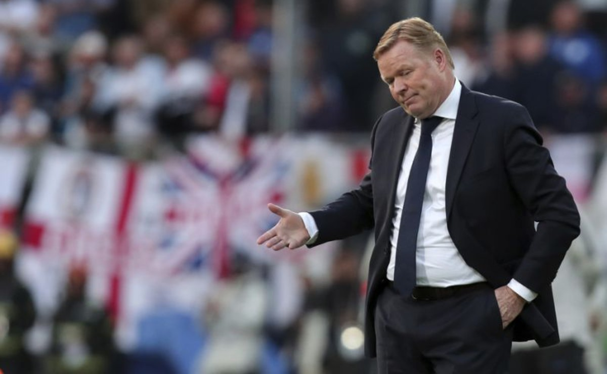 Es oficial, Ronald Koeman es el nuevo técnico del Barcelona