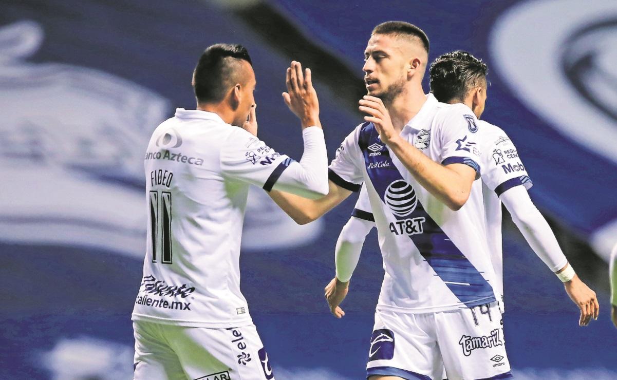 Puebla revive en el torneo con triunfo ante Toluca | El Gráfico Historias y  noticias en un solo lugar