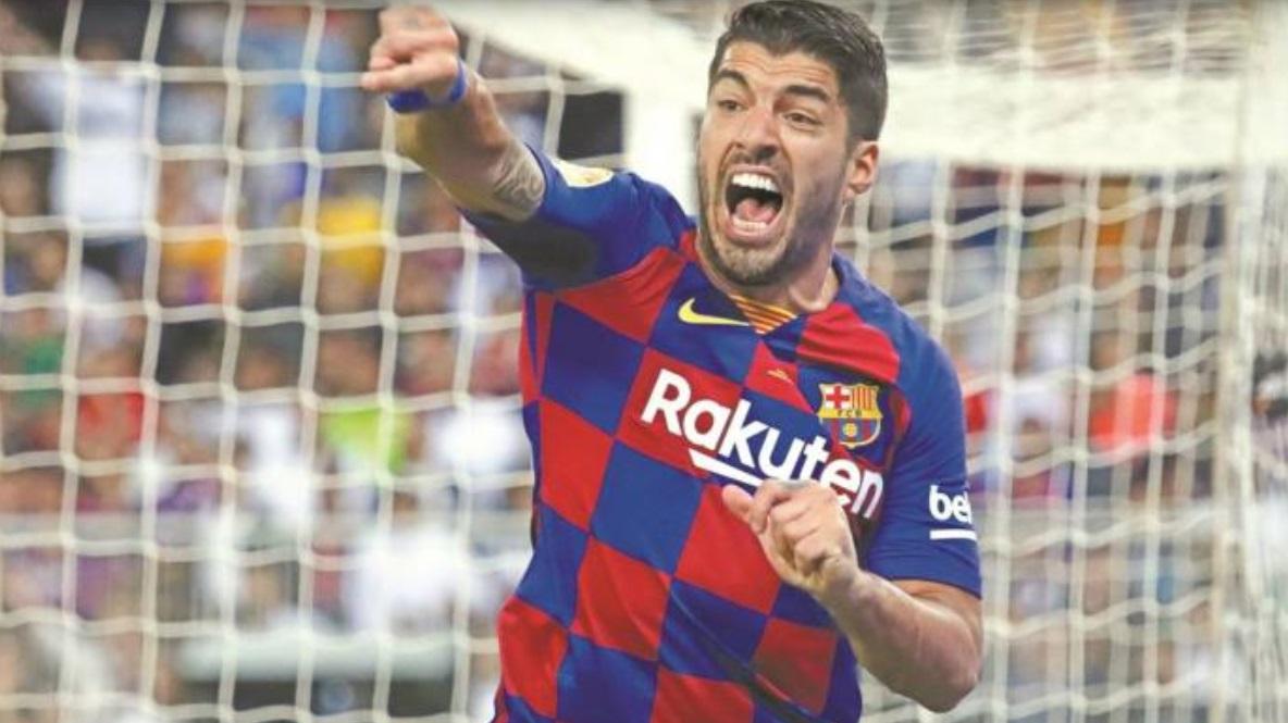 Aseguran que Luis Suárez aceptó oferta de la Juventus