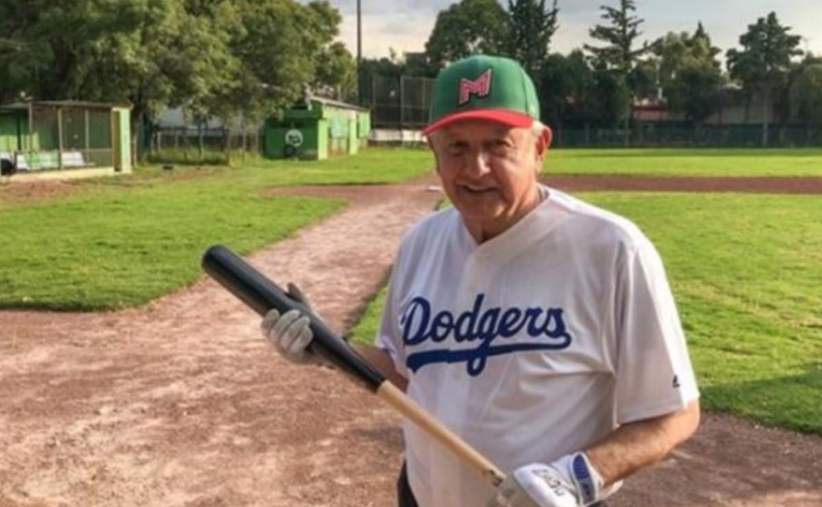 AMLO pide a Dodgers 'arreglar' a los Rays en la Serie Mundial