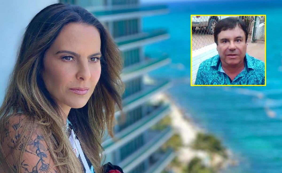 Kate del Castillo narra golpes de Luis García y revive la noche que pasó con 'El Chapo'
