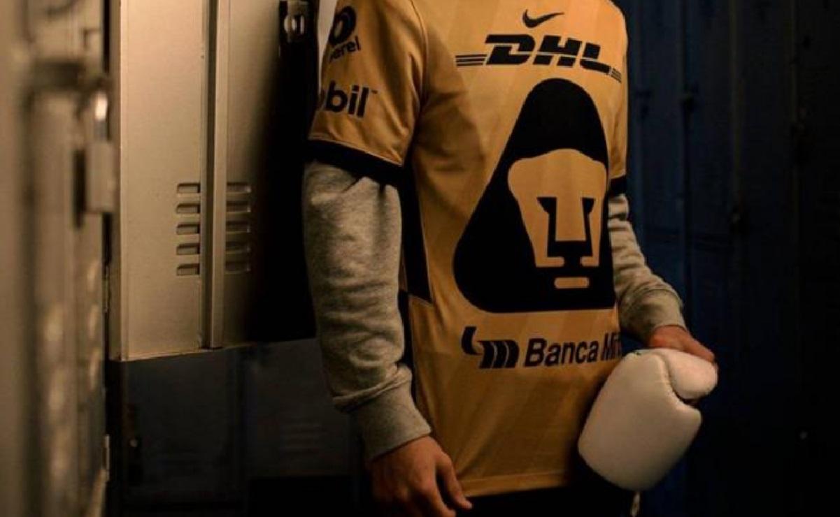 Mira el tercer uniforme de Pumas en el 2021