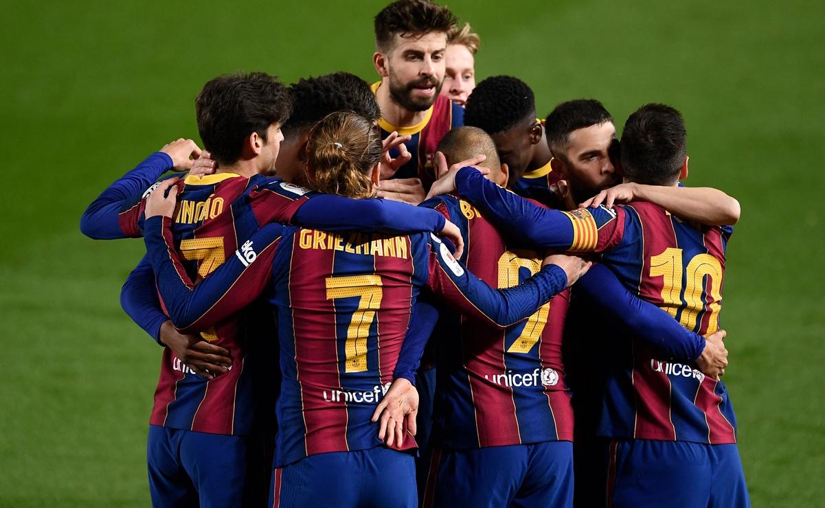 Barcelona avanza dramáticamente a la final de la Copa del Rey