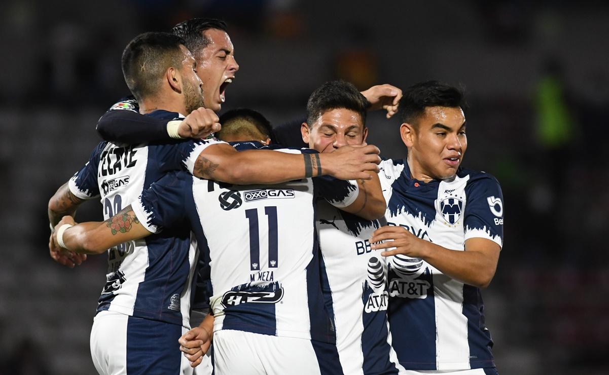 Rayados goleó como visitante a Juárez FC