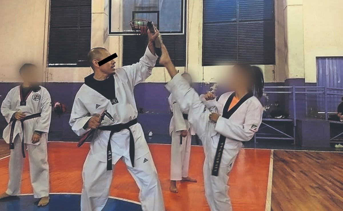 Fue premiado como el mejor taekwondoín de Morelos, pero violaba a niñas desde 1994