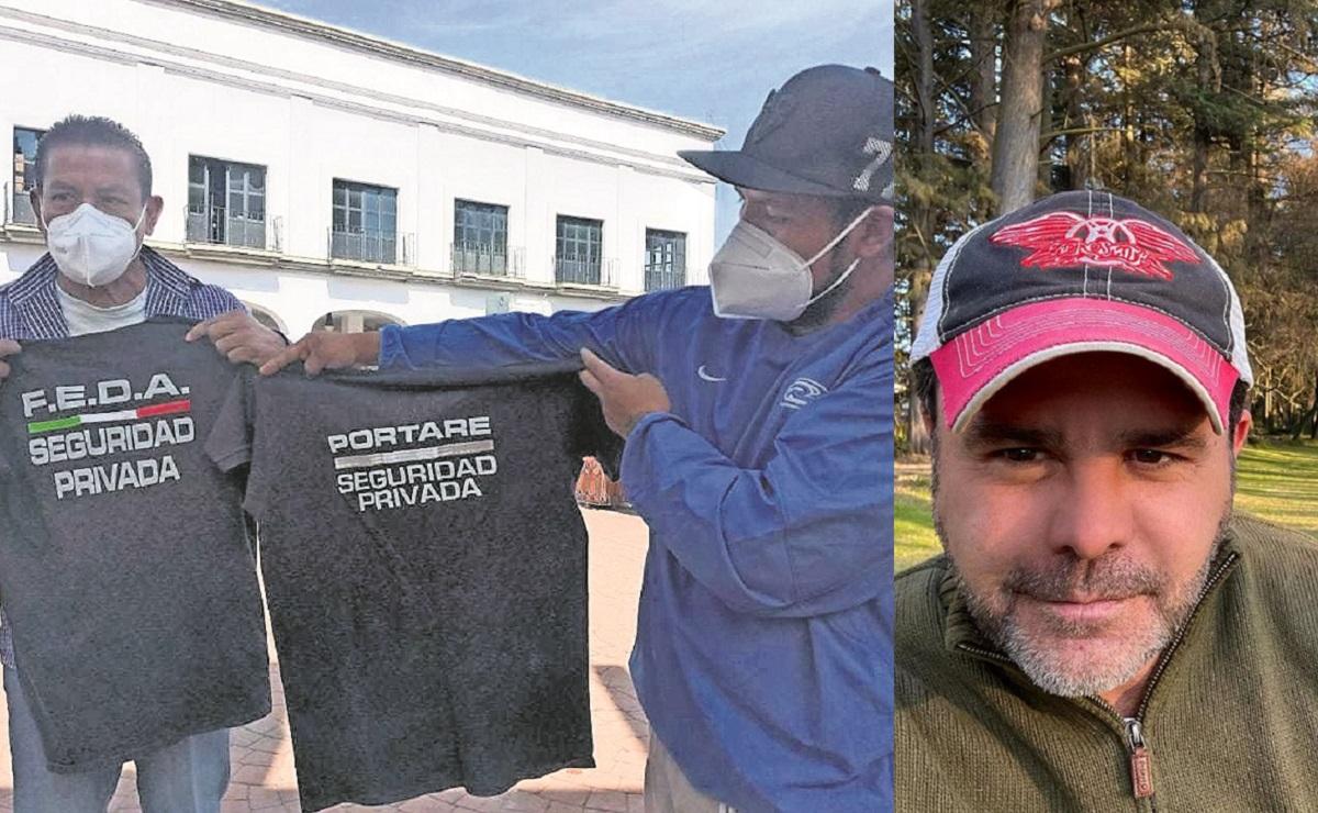 Extrabajadores acusan a Eduardo Capetillo por despido injustificado, en Edomex