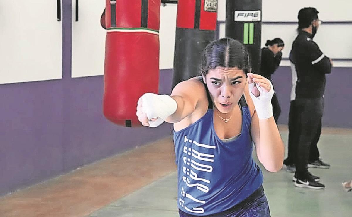 Boxeadores de Morelos participaron en la Semana Nacional del Deporte