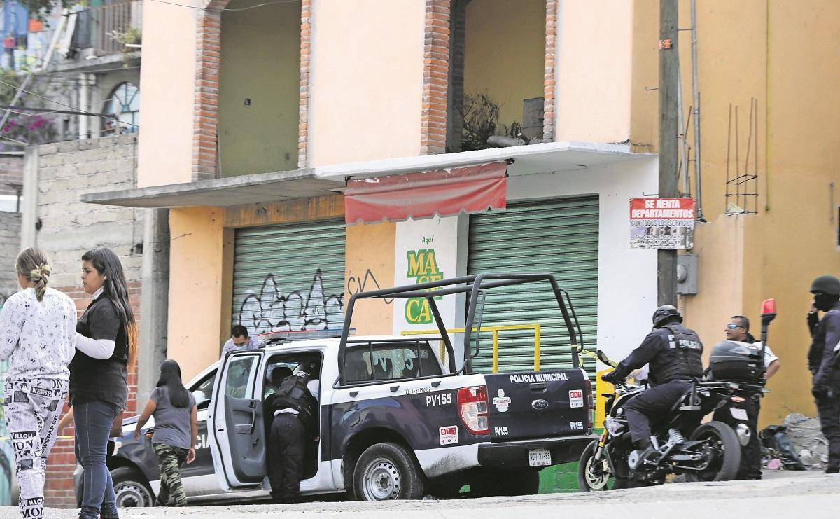 Muere acribillado en la fila de las tortillas, en el Estado de México
