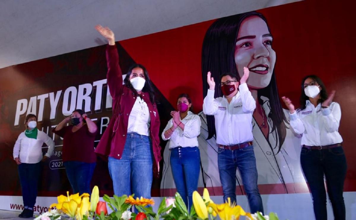Patricia Ortiz, candidata a Magdalena Contreras puesta por mayor seguridad a mujeres