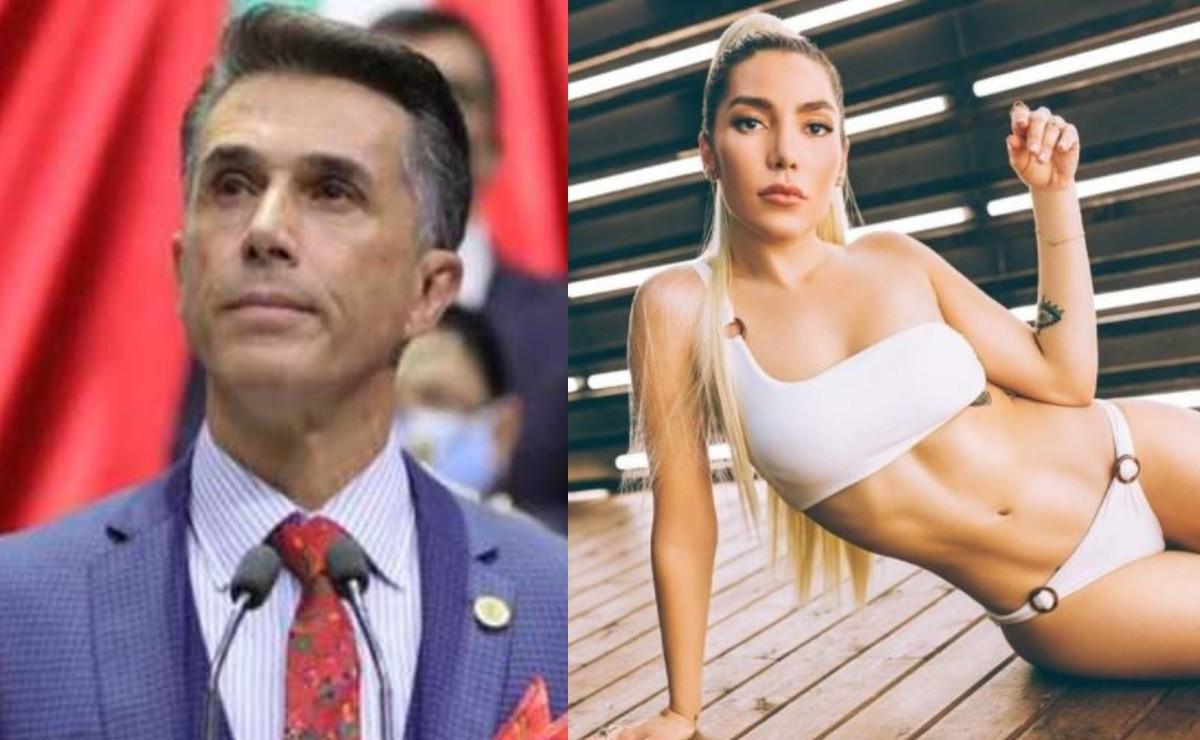 Sergio Mayer invita a Frida Sofía a denunciar penalmente a Enrique Guzmán