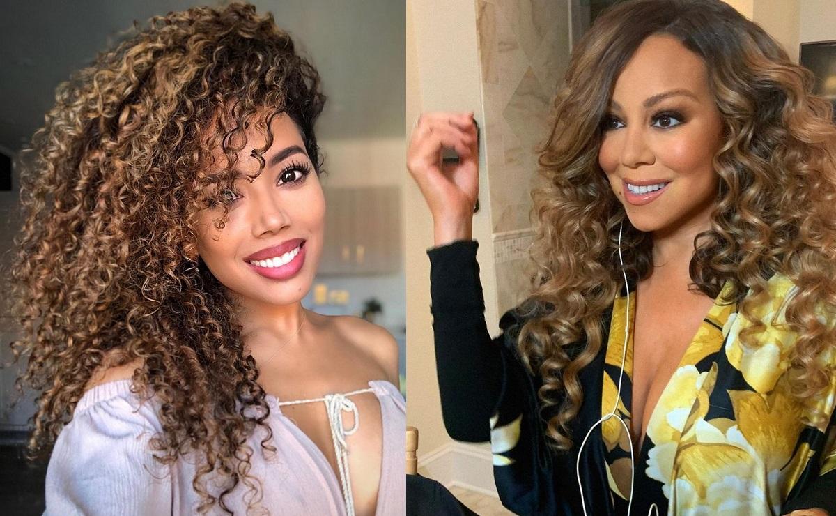 Conoce a Jade Ewen, la actriz que da vida a Mariah Carey en la serie de Luis Miguel