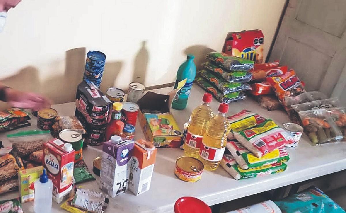 Asociación regala comida a familiares de enfermos de Covid-19, así los puedes encontrar