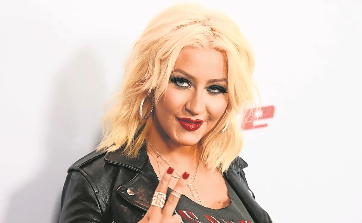 Christina Aguilera prepara disco en español e inglés, pero no da fecha de estreno