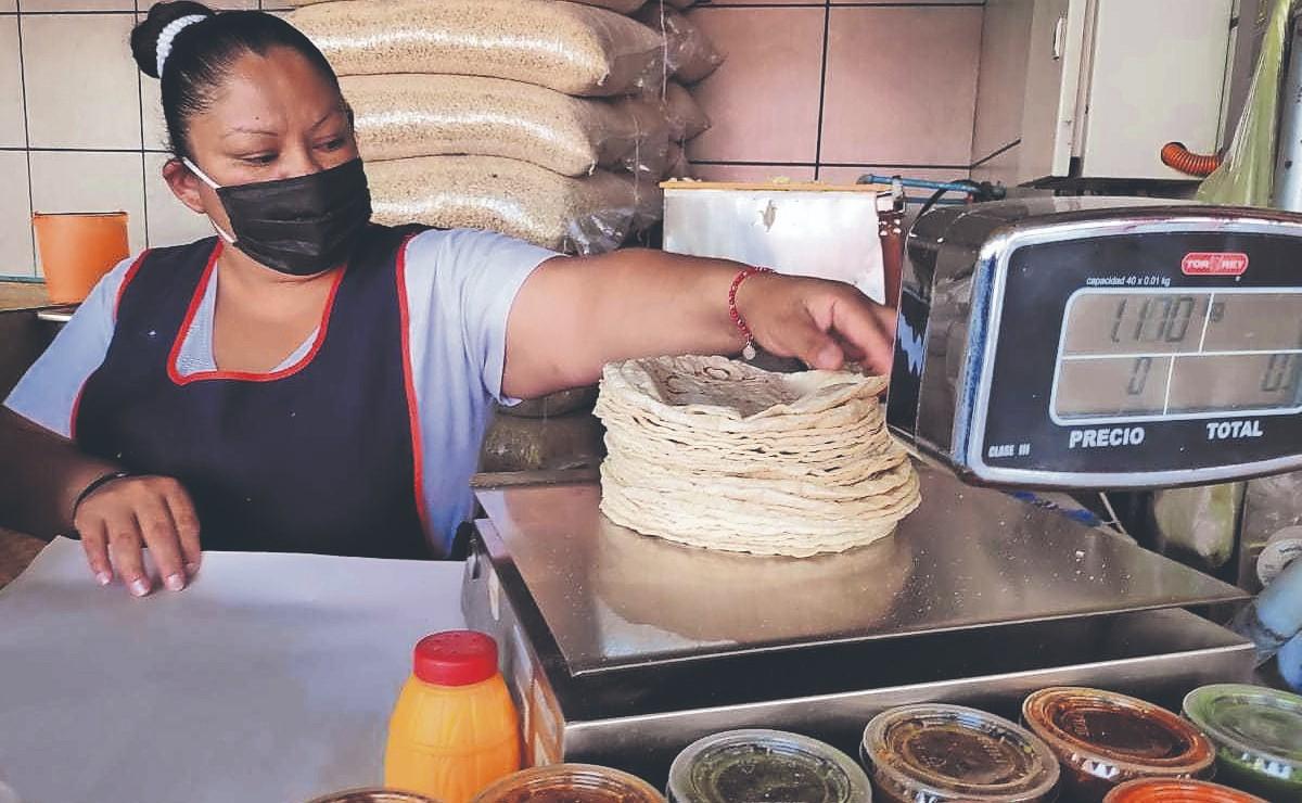 Advierten que el kilo de tortilla seguirá subiendo, insumos aumentaron por Covid-19