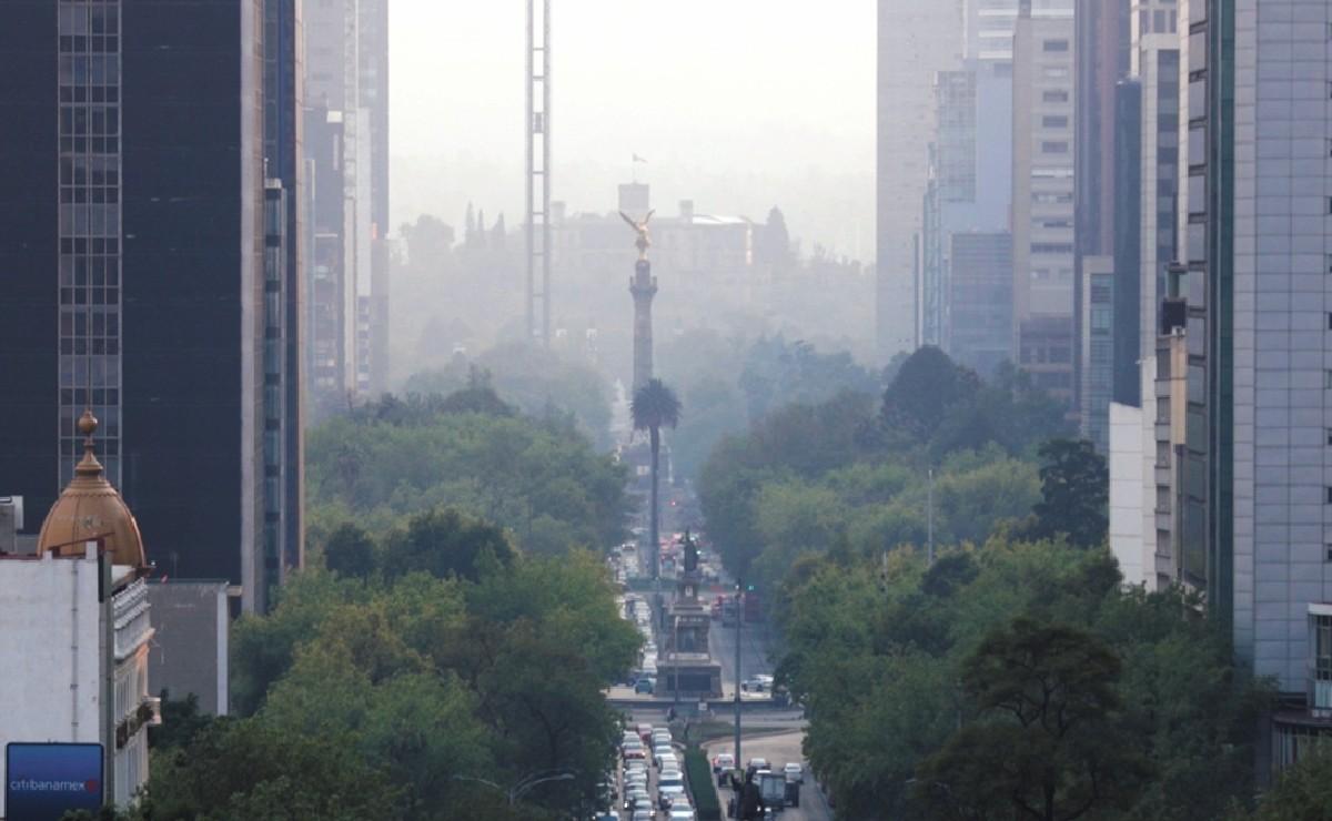 """Activan contingencia ambiental en la Zona Metropolitana del Valle de México; endurecen """"Hoy no circula"""""""